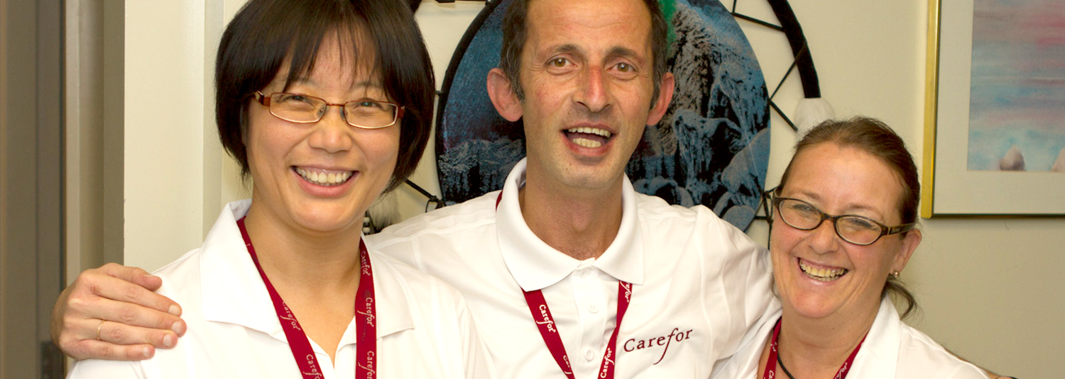 Join the Carefor team!